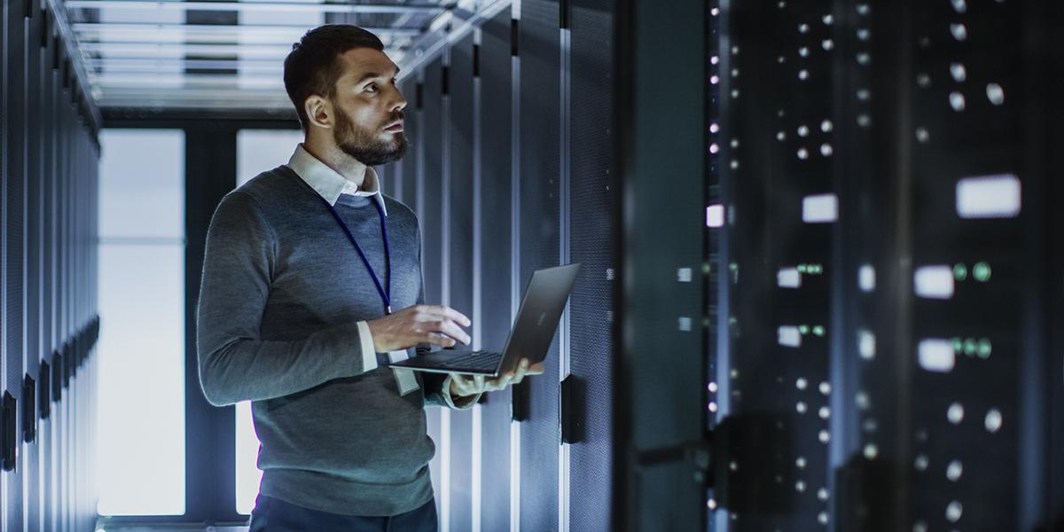 instalación y configuración de servidores y redes de datos en Mallorca e Islas Baleares